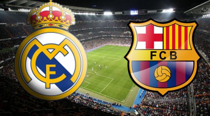 Барселона реал мадрид онлайн 29 августа